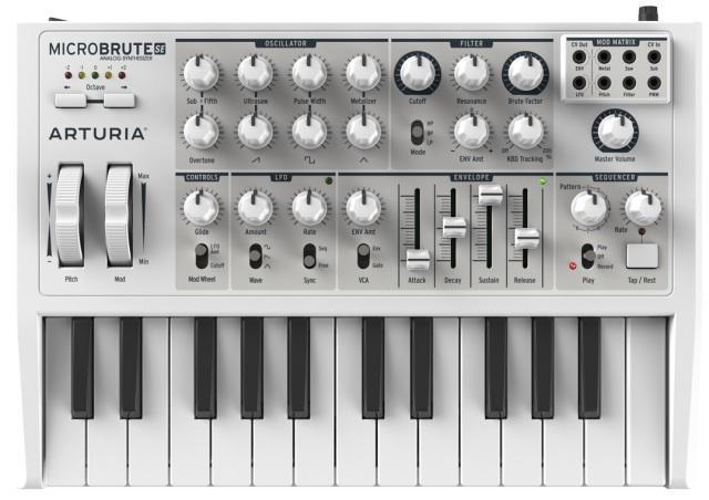 arturia-microbrute-se-analog-synthesizer