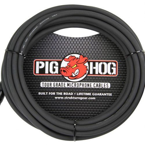 Pig Hog 8mm Mic Cable, 25ft XLR