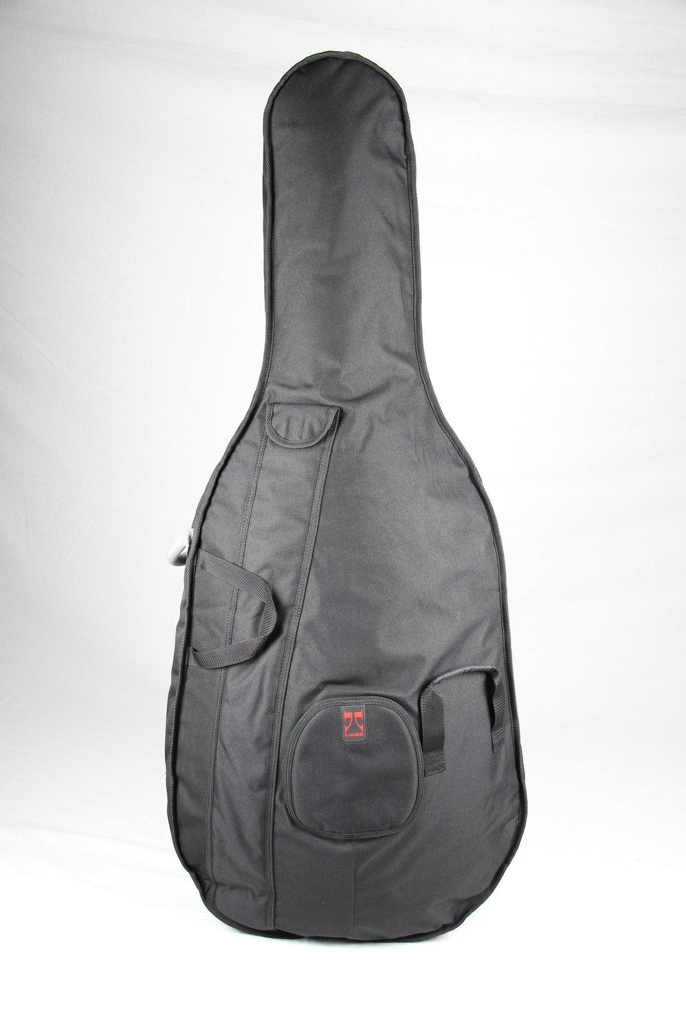 University Series 3/4 Size Upright Bass Bag