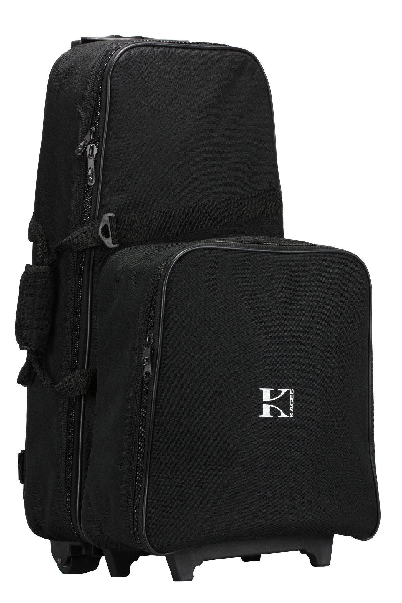 Snare/Bell Kit Duo Case w/Wheels