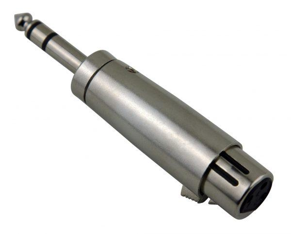 Pig Hog Solutions - XLR(F) - TRS(M) Adapter