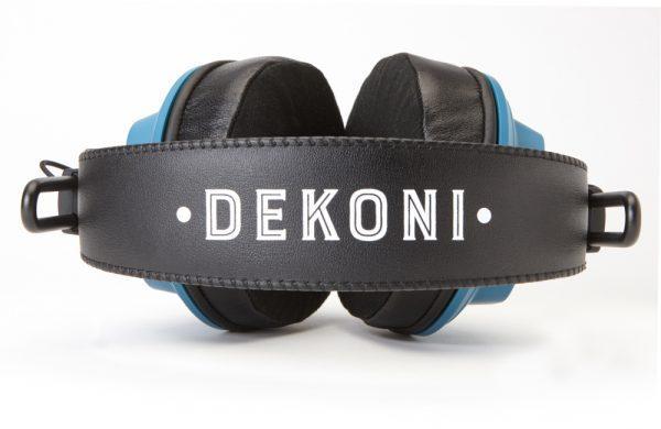Dekoni x Fostex BLUE Headphones