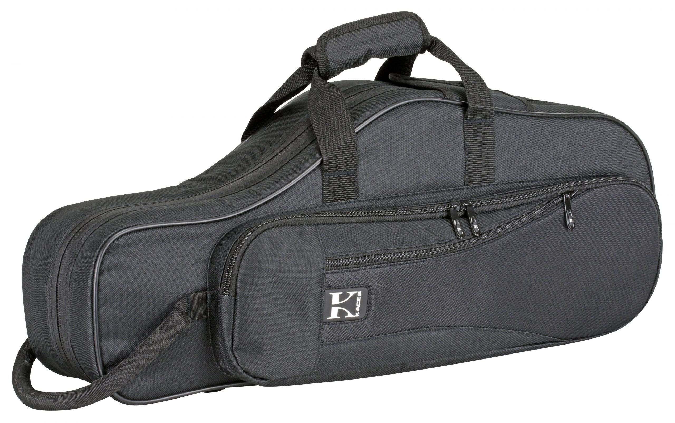 Lightweight Hardshell Alto Sax Case, Black