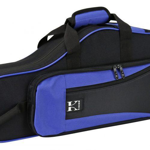 Lightweight Hardshell Alto Sax Case, Blue