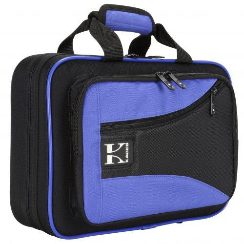Lightweight Hardshell Clarinet Case, Blue