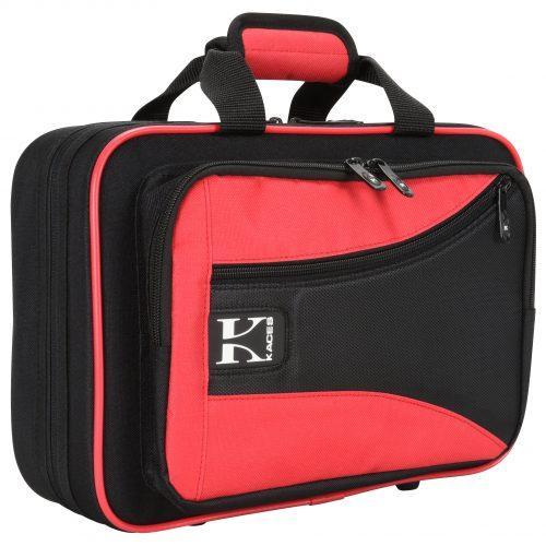 Lightweight Hardshell Clarinet Case, Red