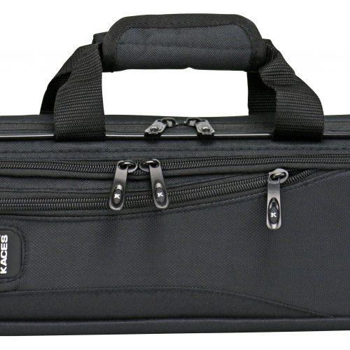 Lightweight Hardshell Flute Case, Black