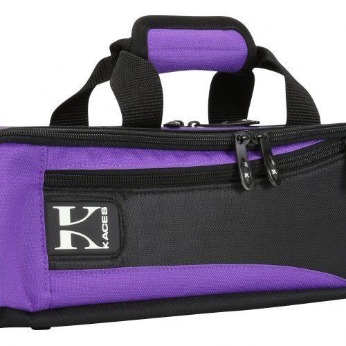 Lightweight Hardshell Flute Case, Purple