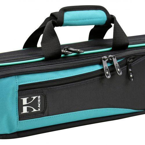 Lightweight Hardshell Flute Case, Teal
