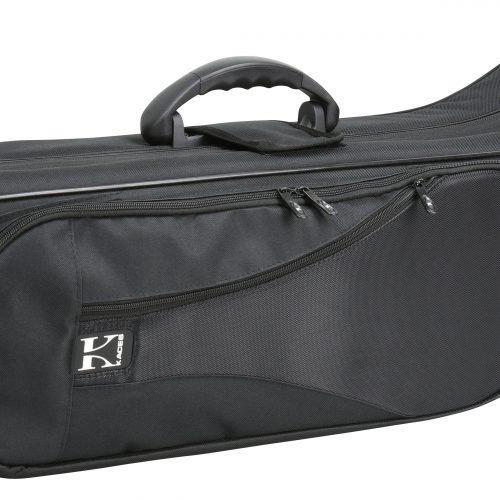 Kaces Lightweight Hardshell Trombone Case, Black