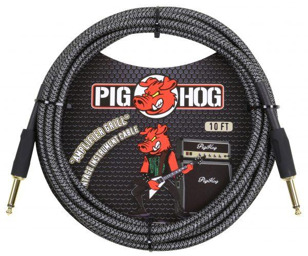 """Pig Hog """"Amp Grill"""" Instrument Cable, 10ft"""