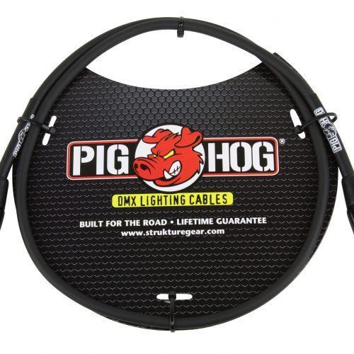 Pig Hog 3ft DMX Lighting Cable