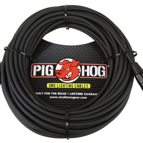 Pig Hog 50ft DMX Lighting Cable