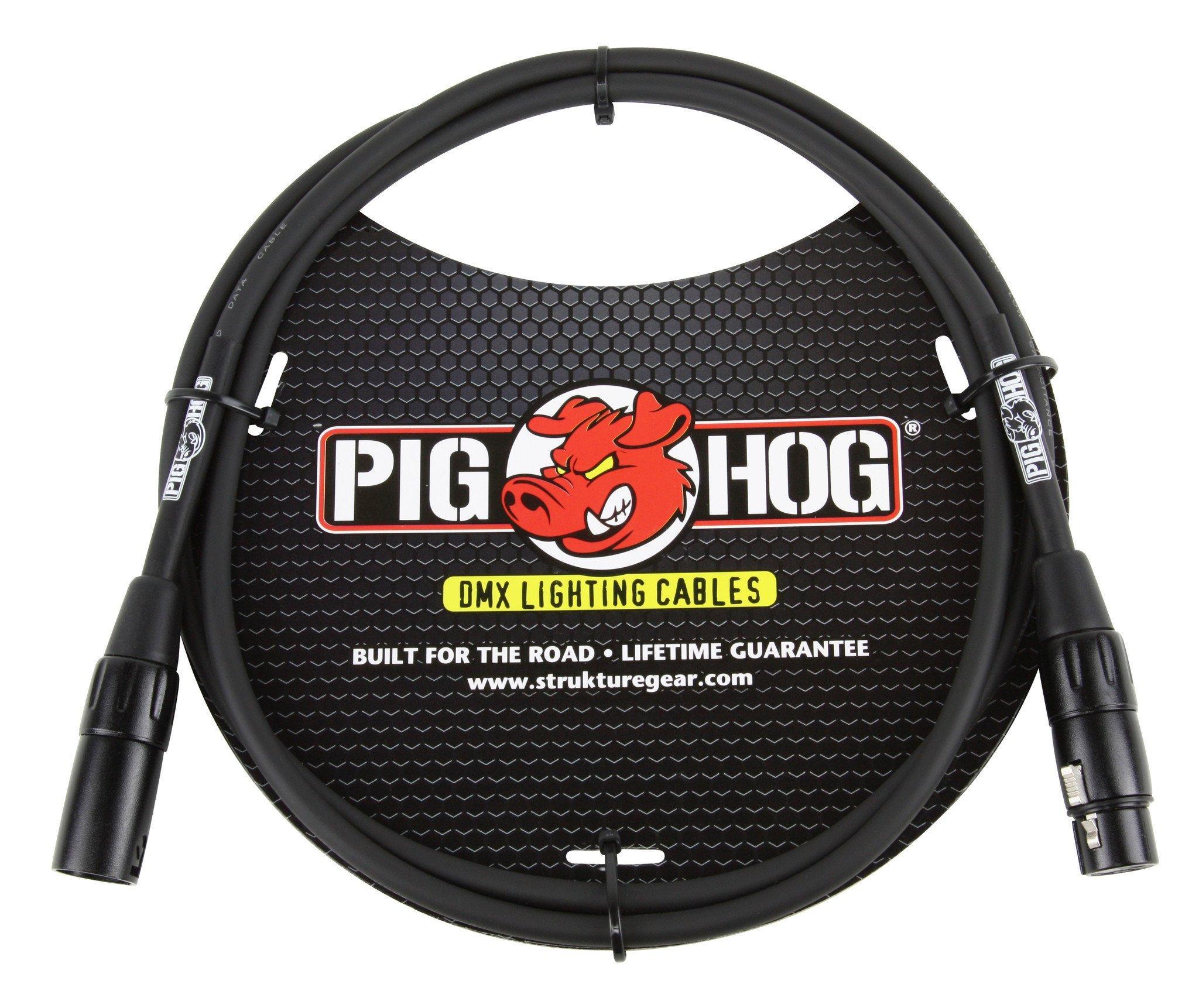 Pig Hog 5ft DMX Lighting Cable