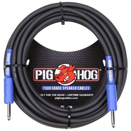 Pig Hog 9.2mm Speaker Cable, 50ft (14 gauge wire)