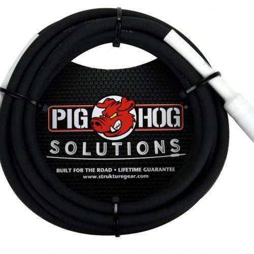 """Pig Hog Solutions - 1/4"""" TRS to 1/8"""" mini, 10ft"""