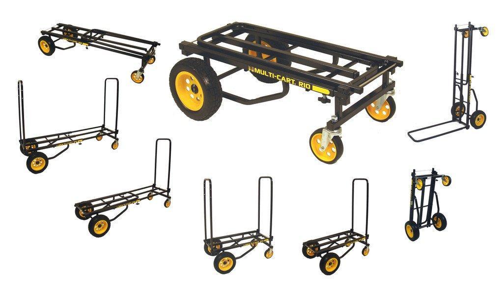 "RocknRoller Multi-Cart R10RT ""Max"""