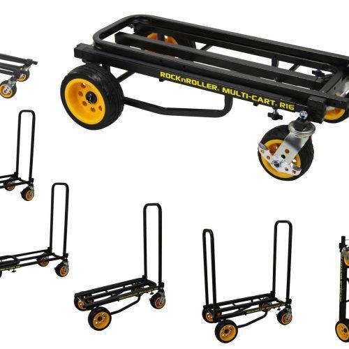 """RocknRoller Multi-Cart R16RT """"Ground Glider Max"""""""