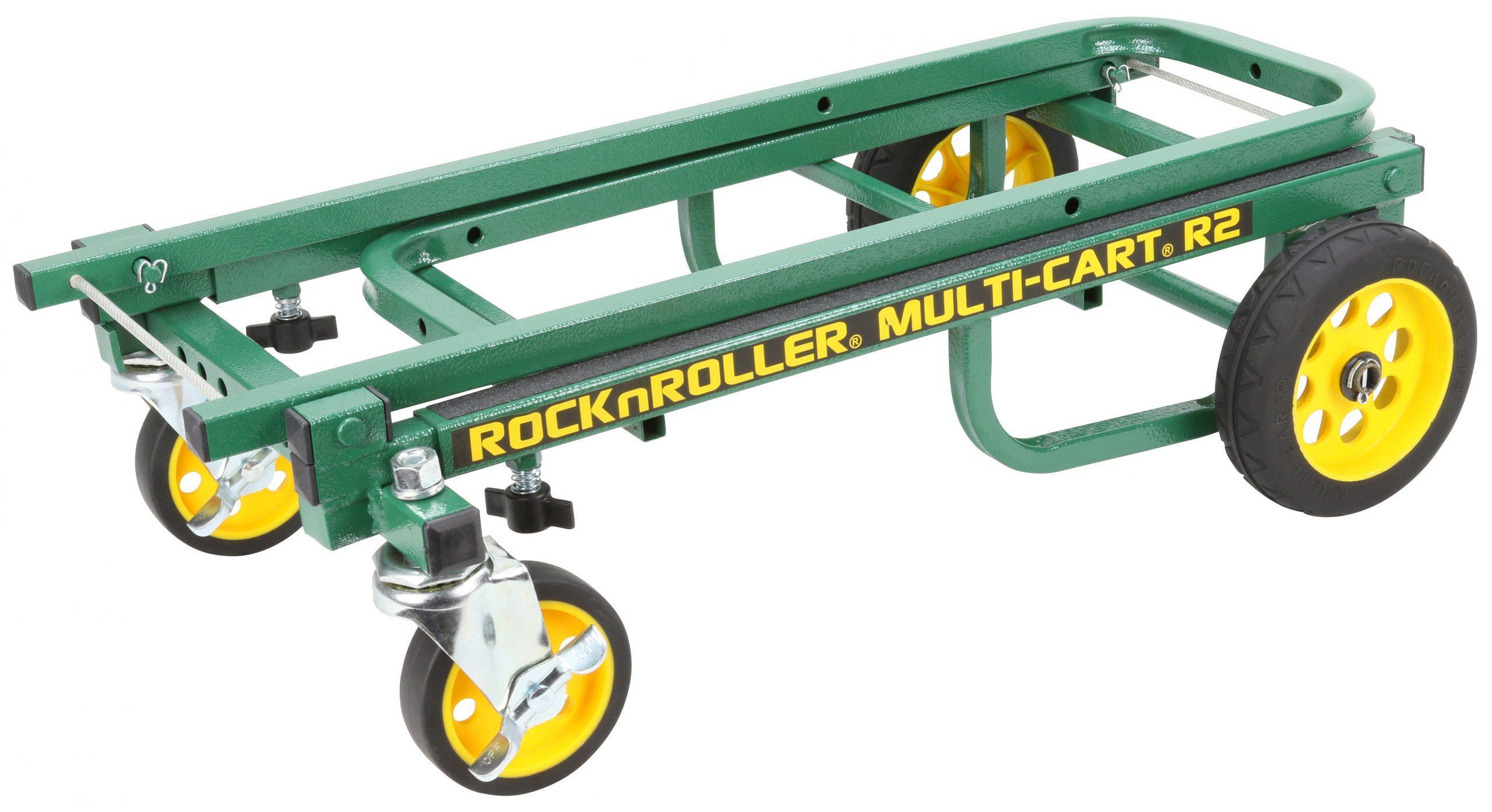 "RocknRoller Multi-Cart R2RT-GN ""Micro"" - Green"