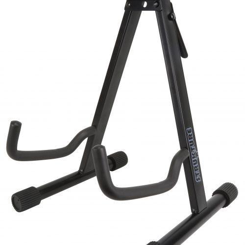 Strukture A Frame Acoustic Guitar Stand, Black
