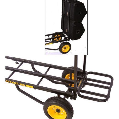 Cart Extension Rack