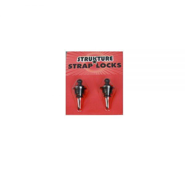Pro Strap Lock - Black, (12 pcs. Per Display Box)