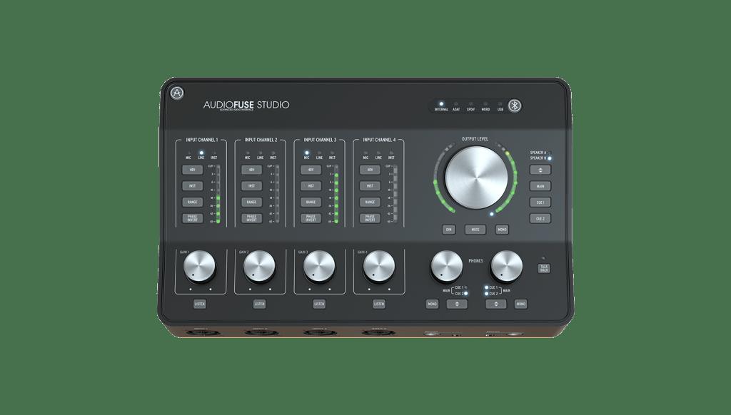 AudioFuse Studio