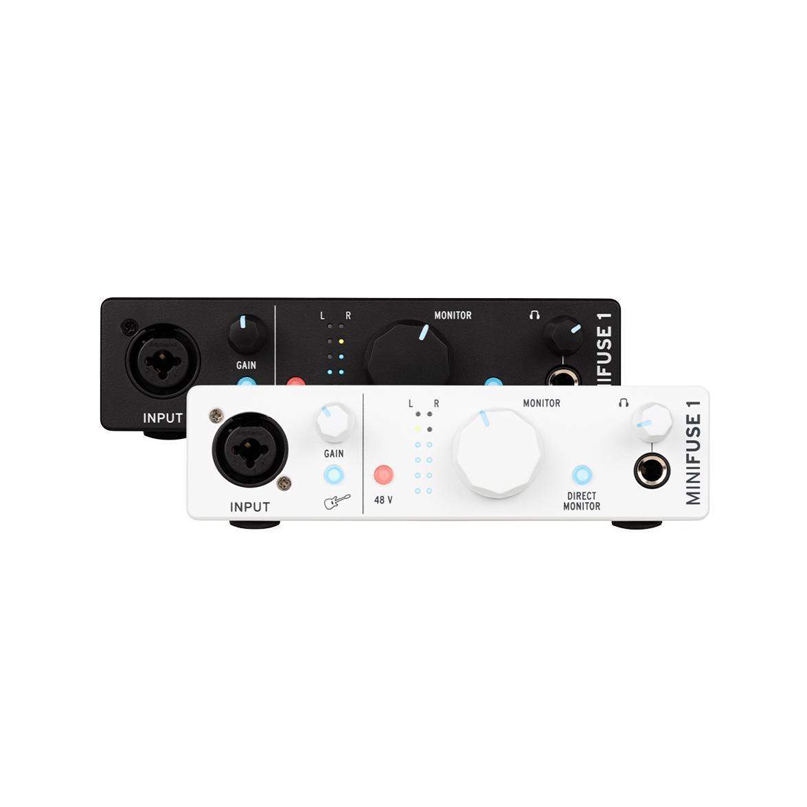 ARTURIA - MiniFuse Compact Audio Interfaces